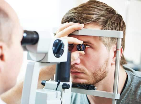 Examen de la vue, Repentigny, Qc